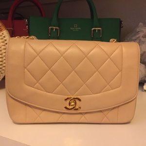 a26125634e7e CHANEL Bags | Vintage Diana Flap Bag | Poshmark